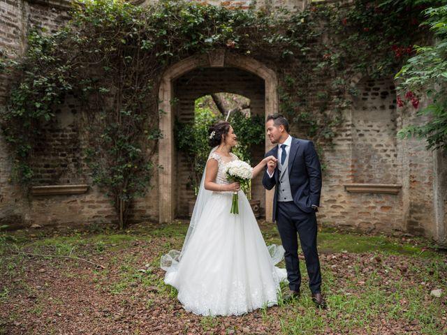 La boda de Ricardo y Silvia en Cuernavaca, Morelos 16