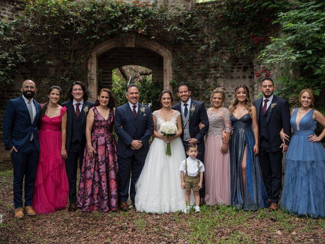 La boda de Ricardo y Silvia en Cuernavaca, Morelos 18