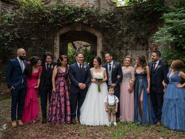 La boda de Ricardo y Silvia en Cuernavaca, Morelos 19