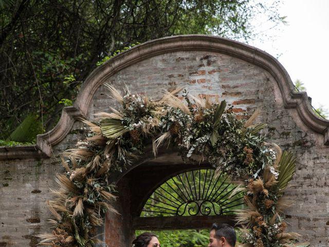 La boda de Ricardo y Silvia en Cuernavaca, Morelos 21