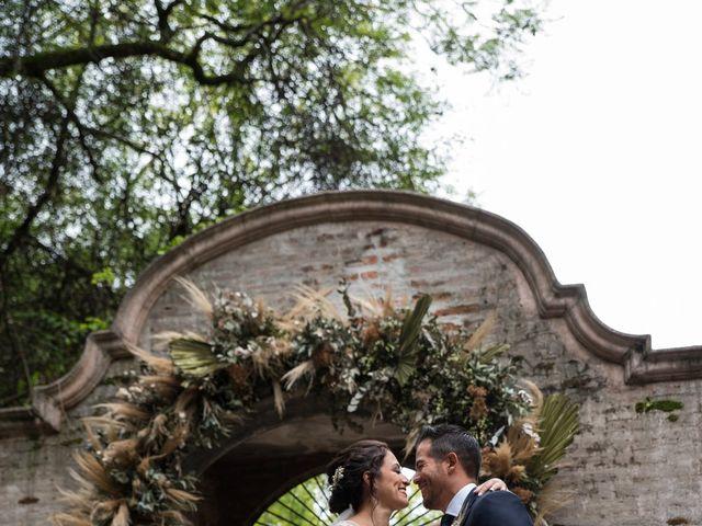 La boda de Ricardo y Silvia en Cuernavaca, Morelos 23