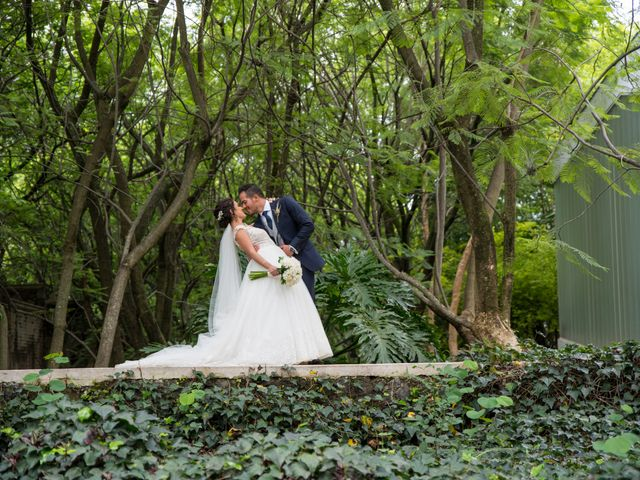 La boda de Ricardo y Silvia en Cuernavaca, Morelos 25