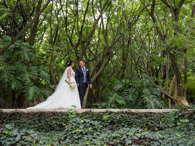 La boda de Ricardo y Silvia en Cuernavaca, Morelos 26