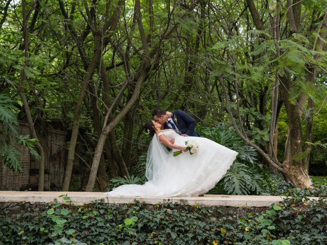 La boda de Ricardo y Silvia en Cuernavaca, Morelos 27
