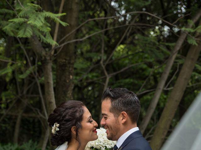 La boda de Ricardo y Silvia en Cuernavaca, Morelos 28