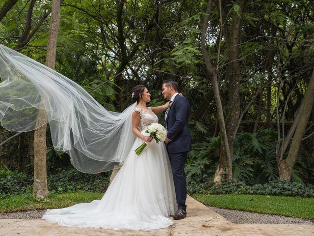La boda de Ricardo y Silvia en Cuernavaca, Morelos 31