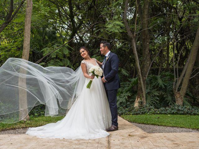 La boda de Ricardo y Silvia en Cuernavaca, Morelos 32