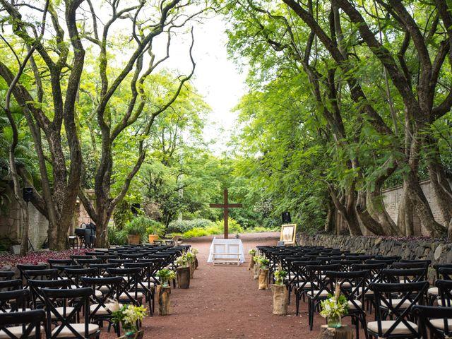 La boda de Ricardo y Silvia en Cuernavaca, Morelos 37