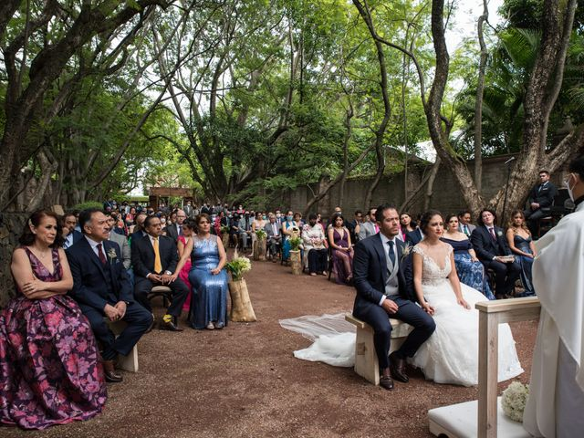 La boda de Ricardo y Silvia en Cuernavaca, Morelos 43