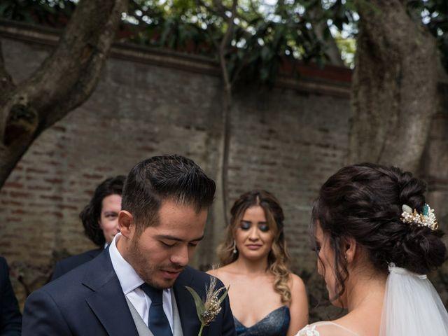 La boda de Ricardo y Silvia en Cuernavaca, Morelos 44