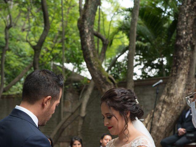 La boda de Ricardo y Silvia en Cuernavaca, Morelos 45
