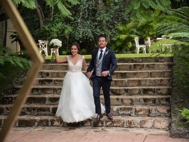 La boda de Ricardo y Silvia en Cuernavaca, Morelos 47