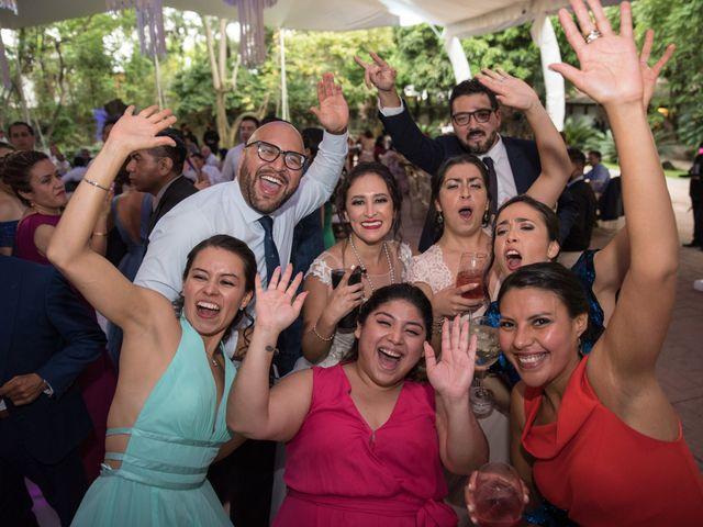 La boda de Ricardo y Silvia en Cuernavaca, Morelos 48