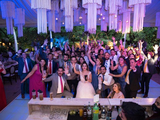 La boda de Ricardo y Silvia en Cuernavaca, Morelos 50