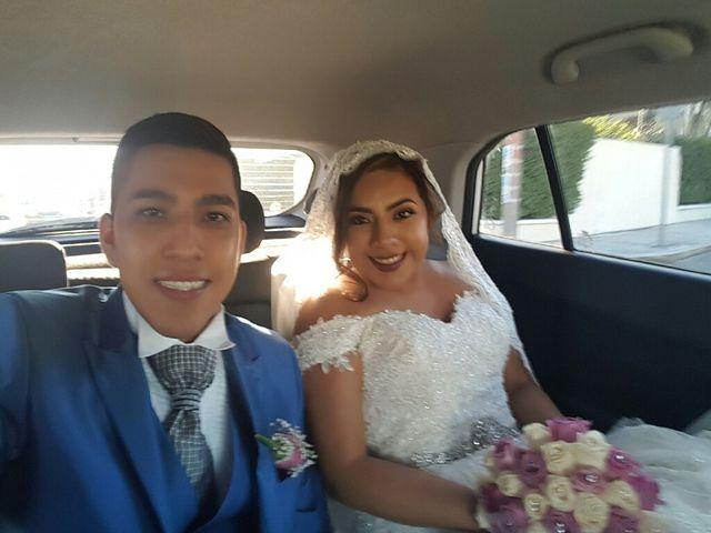La boda de Janeth  y Genaro