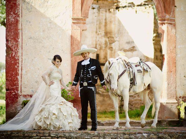 La boda de Irais y Javier