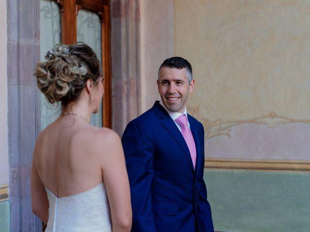 La boda de Simon y Ceci en Querétaro, Querétaro 10