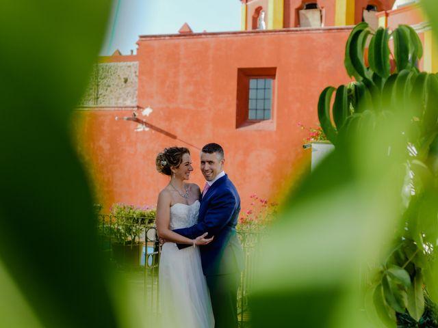 La boda de Simon y Ceci en Querétaro, Querétaro 11