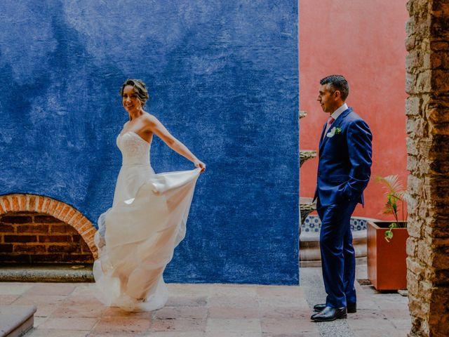 La boda de Simon y Ceci en Querétaro, Querétaro 14