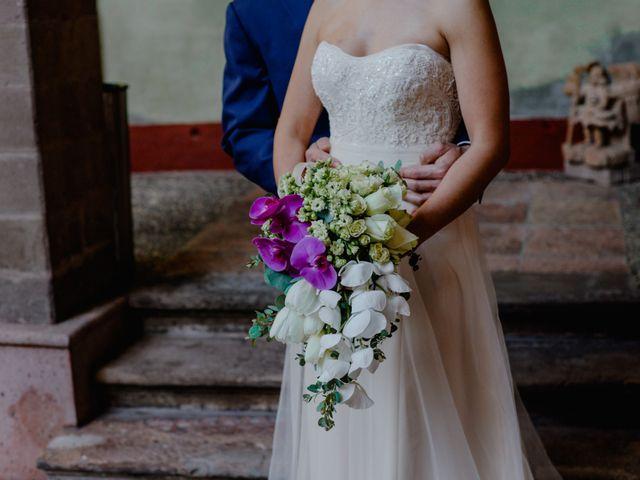 La boda de Simon y Ceci en Querétaro, Querétaro 16