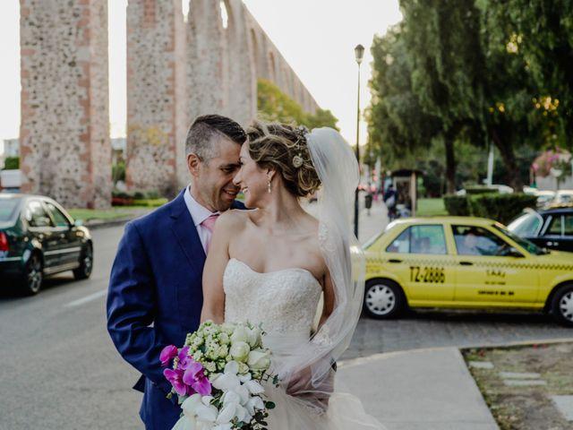 La boda de Simon y Ceci en Querétaro, Querétaro 18