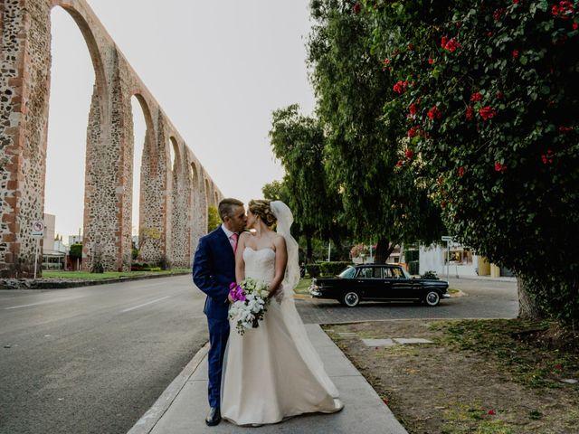 La boda de Simon y Ceci en Querétaro, Querétaro 20