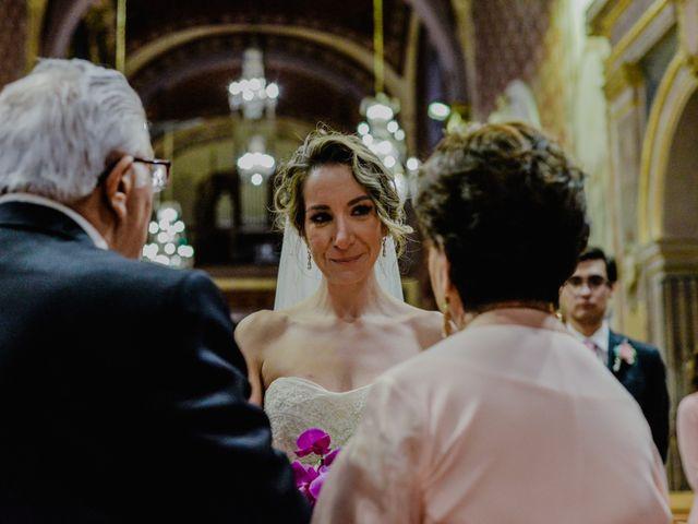La boda de Simon y Ceci en Querétaro, Querétaro 21