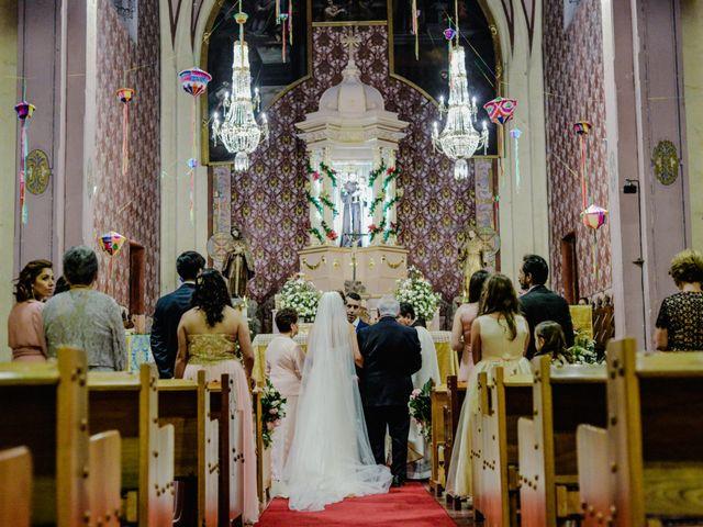 La boda de Simon y Ceci en Querétaro, Querétaro 23