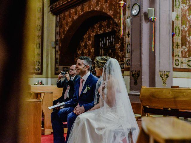 La boda de Simon y Ceci en Querétaro, Querétaro 25