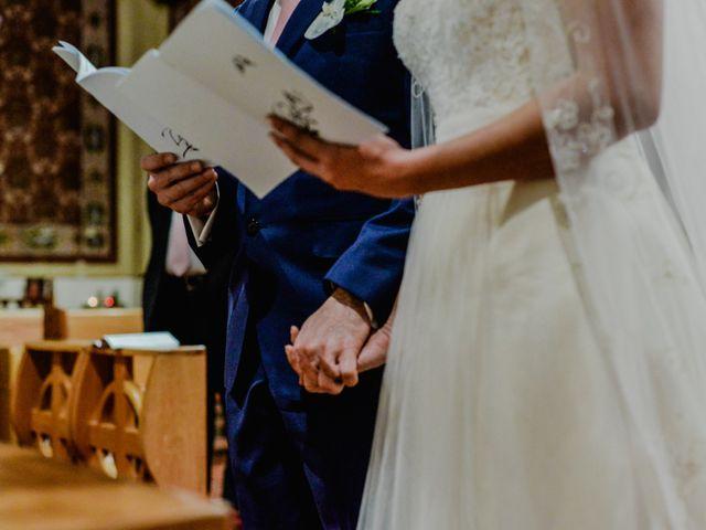 La boda de Simon y Ceci en Querétaro, Querétaro 26