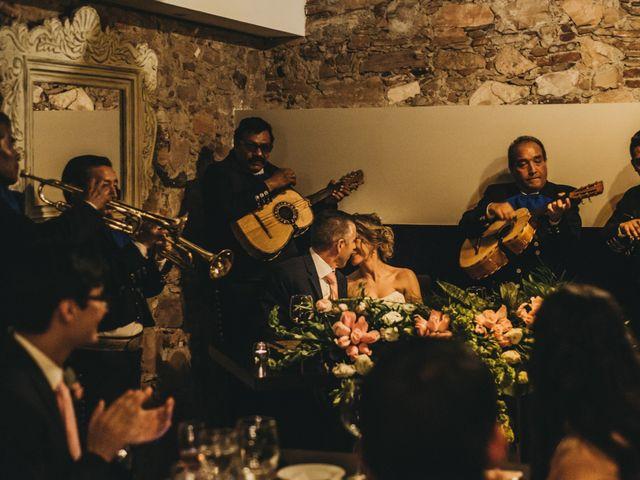 La boda de Simon y Ceci en Querétaro, Querétaro 30