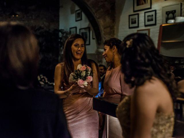 La boda de Simon y Ceci en Querétaro, Querétaro 32