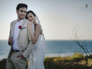 La boda de Cinthia   y Victor