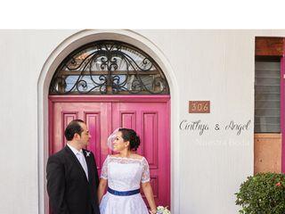 La boda de Cinthya y Angel
