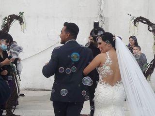La boda de Breanna  y Obed
