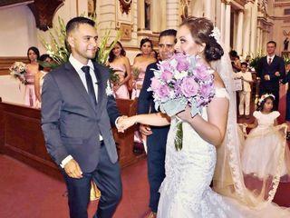 La boda de Sandy y Diego