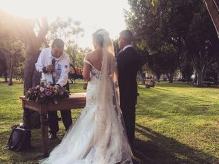 La boda de Sandy y Diego 2