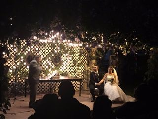 La boda de Candy y Bryan 1