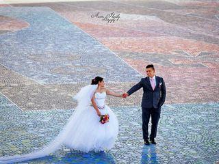 La boda de Tania y Pedro 1