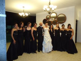 La boda de Monik  y Eric  1