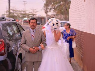 La boda de Cristy y Adrian 1