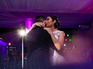 La boda de Cristy y Adrian