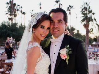 La boda de Consuelo y Ernesto