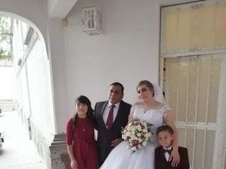 La boda de Wendy y Joaquín 1