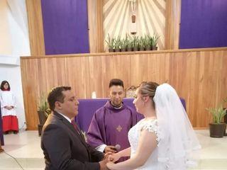 La boda de Wendy y Joaquín