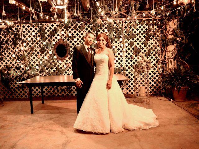 La boda de Candy y Bryan