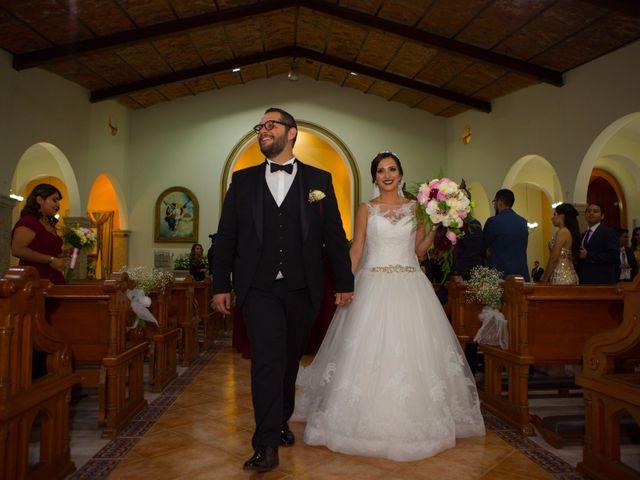 La boda de Sandra y Oswaldo