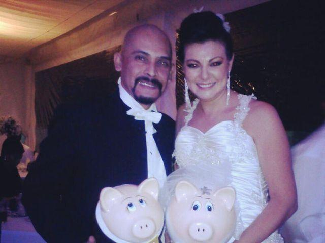 La boda de Eric  y Monik  en Playa del Carmen, Quintana Roo 5