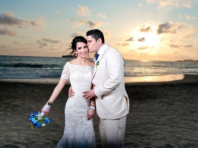 La boda de Robert y Monserrat en Ixtapa Zihuatanejo, Guerrero 1