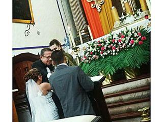 La boda de Mariana y Edgar 2